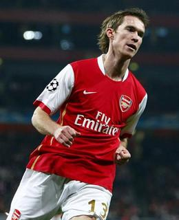 hleb arsenal Alexander Hleb's Departure From Arsenal Not A Huge Loss