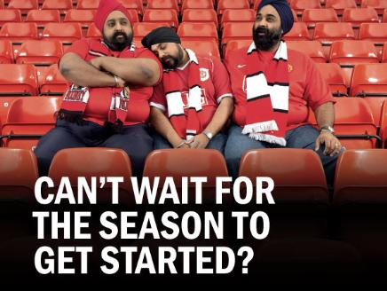 man united email ad MUTV Online Promotes Coverage Of Preseason Matches
