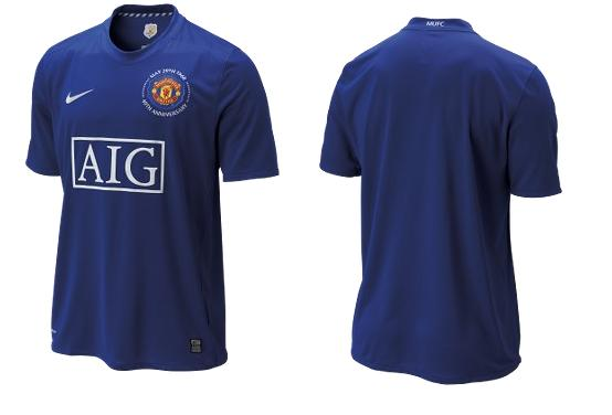 new man united third shirt New Man United Third Shirt Revealed: Photos