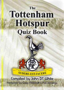 thfc quizbook1 Book Review: Tottenham Hotspur and West Ham United Quiz Books