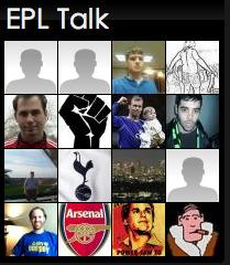epl talk community badge Socialize With Premier League Fans Worldwide