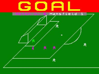 football manager Play Football Manager: 1982 Sinclair ZX Spectrum Version