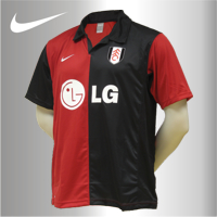 fulham away shirt1 2008 2009 EPL Shirts