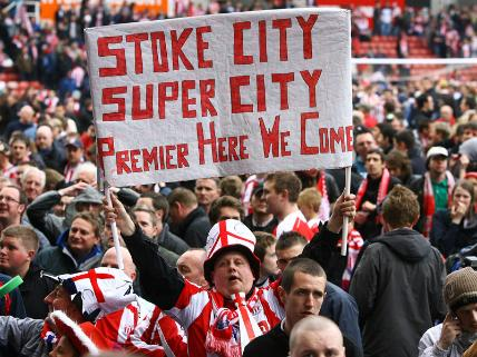 stoke city fans New Stoke City Podcast Recommended