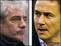 dennis wise kevin keegan Sack Dennis Wise And Keep Kevin Keegan