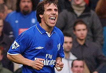 gianfranco zola West Ham United Agree Zola Deal