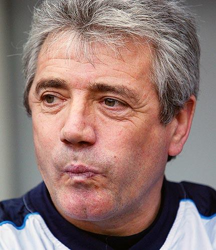 kevin keegan Keegan Staying?