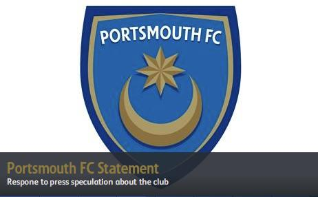 portsmouth fc Portsmouth Turning Into A Farce Due To Financial Troubles