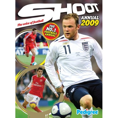 shoot annual Discover The Wonderful World Of Football Annuals