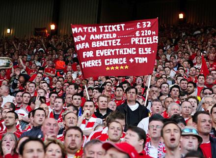 anfield fans Who Are The Best Supported Clubs in the Premier League?