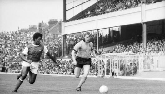 brendan batson First Black Footballers To Play For Premier League Clubs