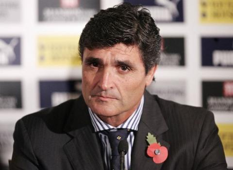 juande ramos Ramos's Poor English Speaking Skills Will Be The Downfall Of Spurs