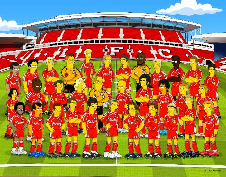liverpool team photo Why Liverpool Won't Win The Premier League Title This Season