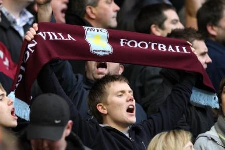 aston villa fans Who Are The Worst Behaved Fans In The Premier League?