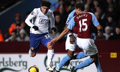 carlos tevez aston villa Strange Day In The Premier League