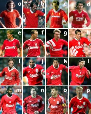 liverpool big pic2 What's Your Favourite Liverpool Shirt Of All Time?