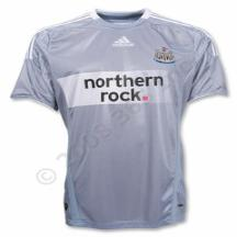 newcastle third shirt 2008 2009 EPL Shirts