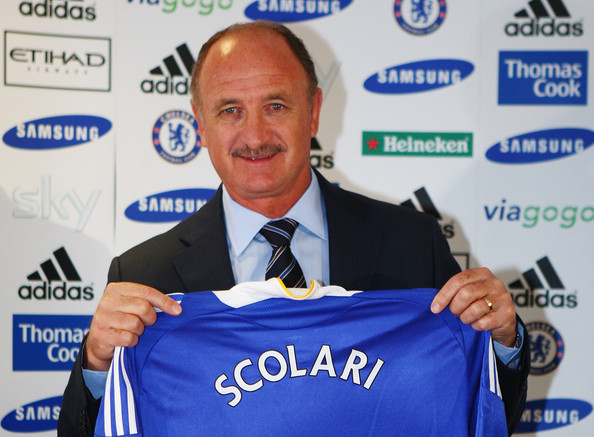 scolari 1 Reviewing the Rookie Managers of the English Premier League