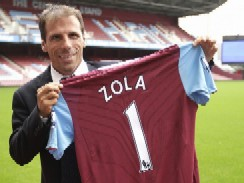 zola 1 Reviewing the Rookie Managers of the English Premier League