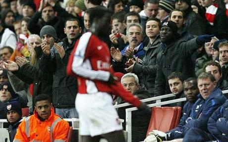 emmanuel eboue Just What the Hell is Wrong with Arsenal?