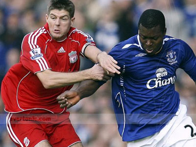 liverpool everton Liverpool 1 1 Everton: Video Highlights