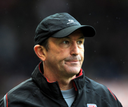 pulis Why Stoke City Should Play Their Own Game