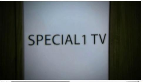 special 1 tv Im On Setanta Sports Returning As Special 1 TV