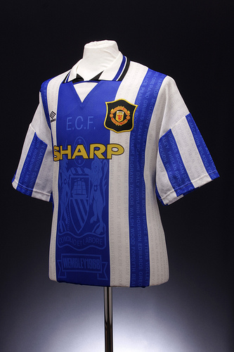 Rare Football Shirts Revealed From Umbro's Archives ...