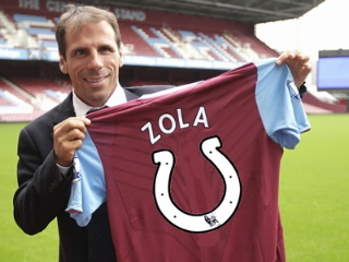 zolahorseshoe Gianfranco Zola: How Do You Say Lucky In Italian?