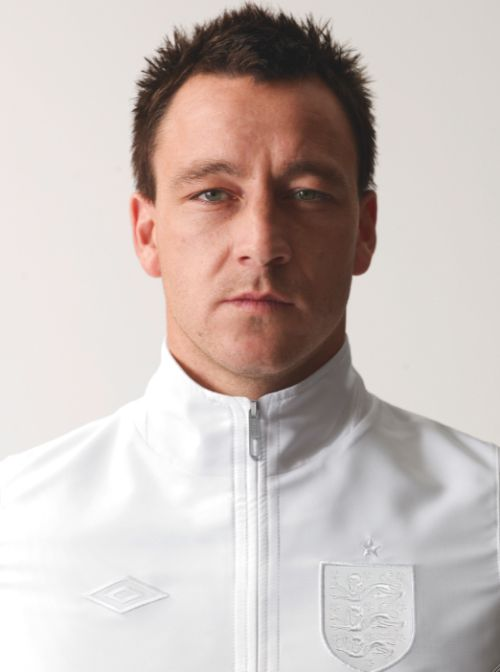 john terry anthem jacket Pictures Of England Home Shirt Revealed