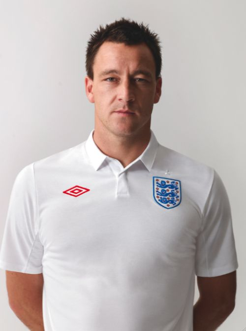 john terry england home shirt Pictures Of England Home Shirt Revealed