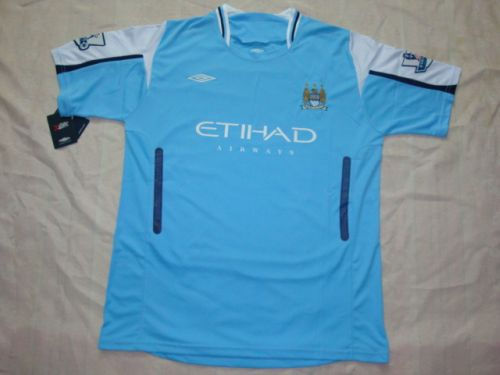 new manchester city home shirt Is This Man Citys New Home Shirt for 09/10 Season?