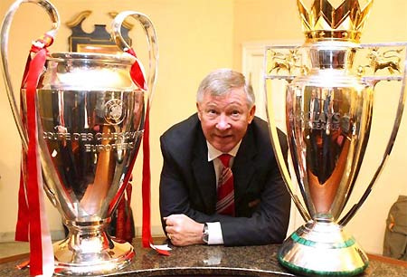 sir alex ferguson Fergie Is A Sore Loser