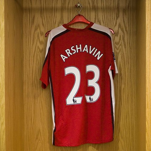 andreiarshavin Andrei Arshavin: Arsenals Added Cutting Edge