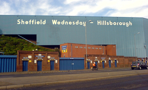 hillsborough stadium Hillsborough Deathtrap Threatened Manchester United Fans 32 Years Before 1989 Tragedy: The Daily EPL
