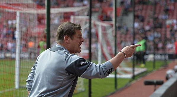 John Carver The Whiny Quitter