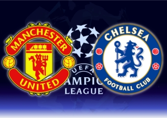 man utd chelsea cl final Champions League to EPL: All in a Days Work for Man Utd and Chelsea