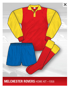 melchester rovers shirt design Friday Football Stories: Recommended Reading
