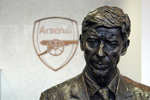 arsene wenger statue 4 Managerial Candidates to Replace Arsene Wenger at Arsenal