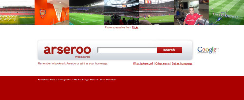 arseroo screenshot Footballrama.com Review