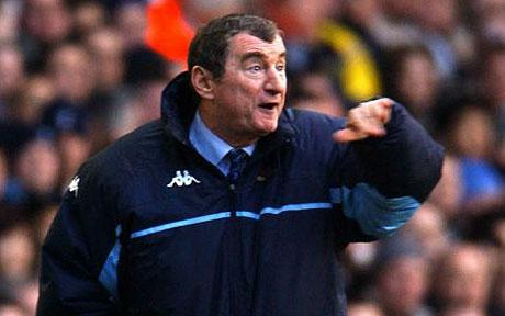 david pleat 1001442c1 David Pleat: A shining star of commentary.