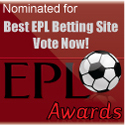 epl betting site nominee 2008 09 Best EPL Betting Site
