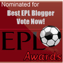 epl blogger nominee 2008 09 Best EPL Blogger