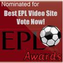 epl video site nominee 2008 09 Best EPL Video Site