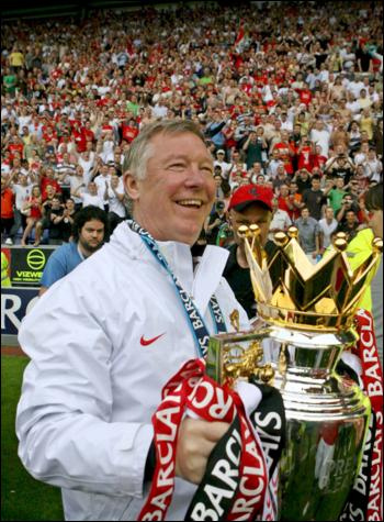 fergie Manchester United v Arsenal: Five To Remember