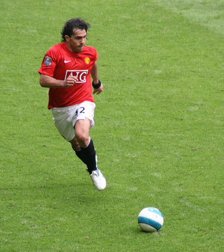Tevez will be missed at Manchester United