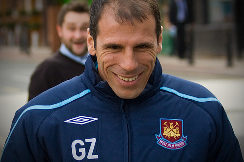 zola Gianfranco Zola – Football's Mr Nice Guy