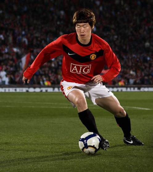 park-ji-sung-man-united-kit