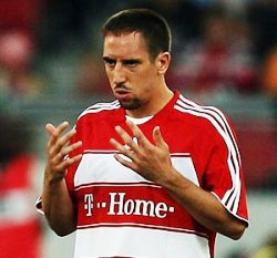 ribery Manchester United: Summer Transfer Targets