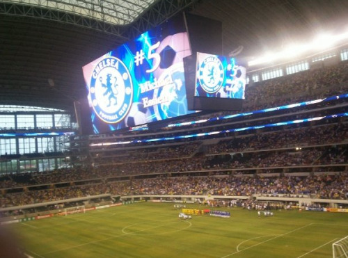 cowboy stadium 7 Things We Learned About The World Football Challenge